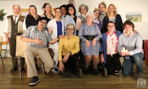 Mostropolis - Gruppenfoto Praffbühne 2019